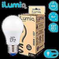 Светодиодная лампочка 013 L-6-MO-E27-NW-36