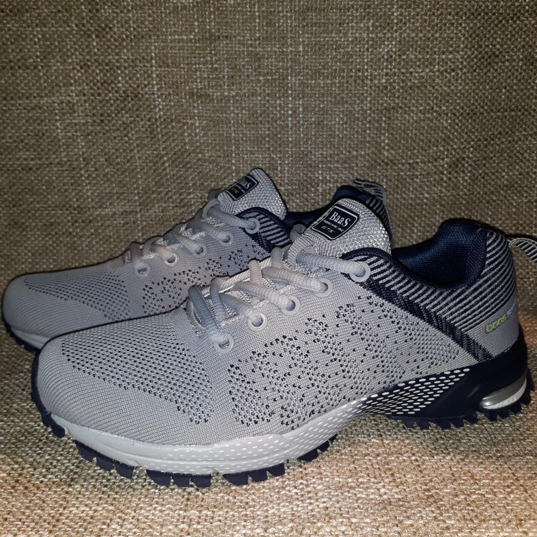 Подростковые кроссовки BaaS sport (167 серые )  продажа, цена в ... 734149aeee2