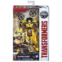 Трансформер Бамблби из 5-х Трансфомеров 14СМ - Bumblebee, Deluxe, Hasbro
