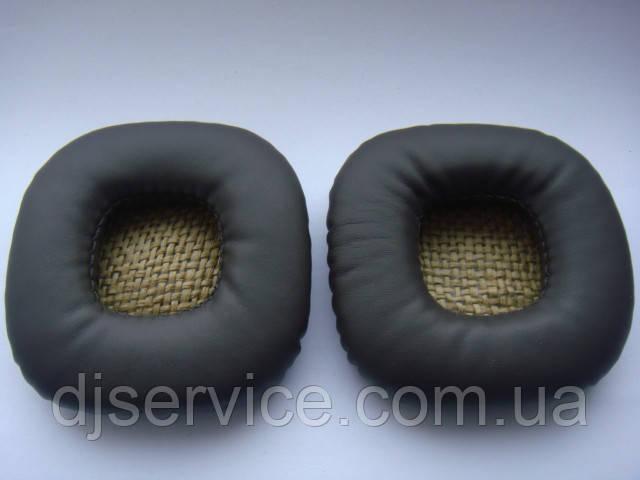 Амбушюры коричневые (подушечки) для наушников Marshall Major