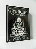 Игральные карты Grimaud Death Game