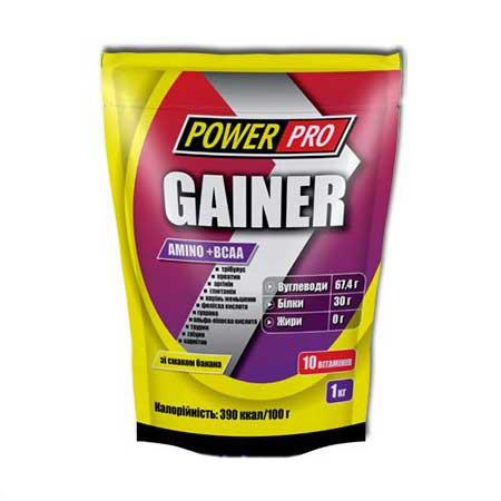 Gainer / Гейнер 1 кг