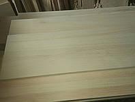Мебельный щит СОСНА 40х600х2000, цельноламельный, доставка по Украине