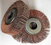 КШЛ 150/30/32 Р40 Лепестковый шлифовальный круг наждачный
