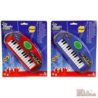 Детский музыкальный инструмент &laquoМини фортепиано» (2 вида) Simba 4006592650193
