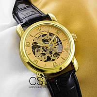 Мужские наручные часы Vacheron Constantin geneve gold gold (05612)