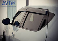 Дефлекторы окон (ветровики) Nissan Juke 2012-, H08001KA00, фото 1