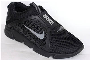 Кроссовки подросток Kostin-Nike-N черн.