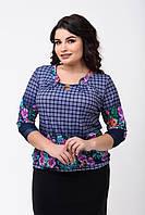 Женская блуза  больших размеров 50-58  SV AL 719