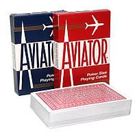 Карты игральные Aviator Standard