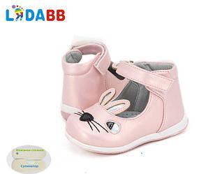 Детские туфли LadaBB для девочек и мальчиков(весна-осень), р-р 19-26 (M) (мин заказ 8 пар)