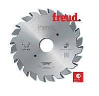Пилы дисковые подрезные двухкорпусные Freud LI16M EA3 для ДСП МДФ D125*B2.8*b3.6*d20 14+14z