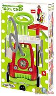 Игровой набор «Тележка для уборки с пылесосом» Ecoiffier 3280250017745