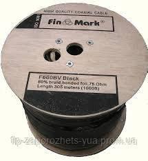 Кабель FinMark F 660 BV white бухта 305м, фото 2