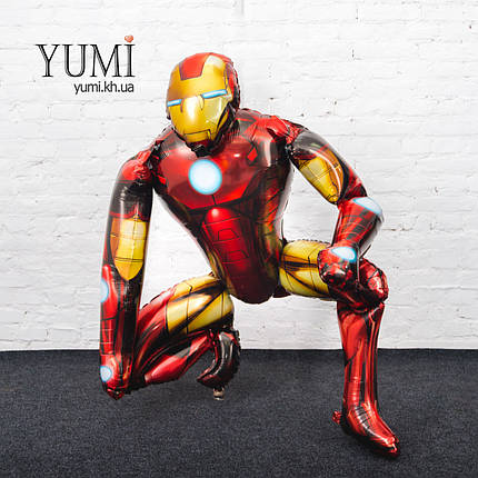 Ходячая фигура Железный человек, фото 2