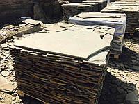Песчаник серый, плотный