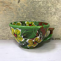 Чашка керамическая 100% ручная работа 0,5 л (63)