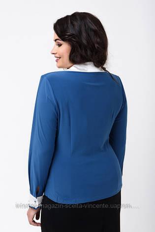 2f9d667008f Купить Женскую рубашку больших размеров 50-58 SV AL 9951 оптом и в ...