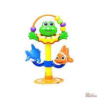 Игрушка на присоске «Лягушка» Kiddieland 661148478290