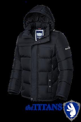 Мужская зимняя куртка больших размеров Braggart (р. 56-62) арт. 4917, фото 2