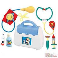 Набор для ролевых игр «Маленький доктор» Kiddieland 661148017673