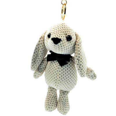 Брелок Кролик текстильный