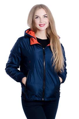 Женская куртка на био-пуху