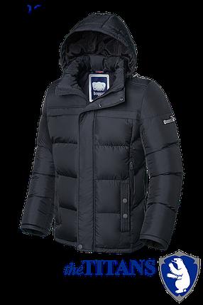 Мужская теплая зимняя куртка большого размера Braggart (р. 56-62) арт. 4917, фото 2