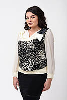 8ccbdcfd265 Женская рубашка больших размеров 50-58 SV AL 9951