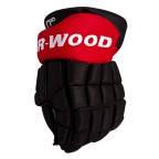 Перчатки для хоккея SWD N10 красные