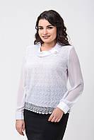 Женская блуза  больших размеров 50-56  SV AL 9600