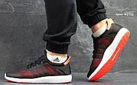 Кроссовки Adidas Bounce (черно красные) летние кроссовки адидас adidas 4630