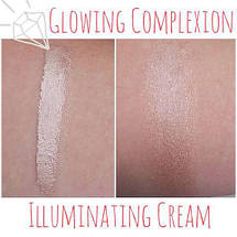 Жидкий хайлайтер для лица City Color™ Glowing Complexion Illuminating Cream, фото 3