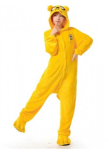 bb57feb43871 Кигуруми(комбинезон,пижама) женское/подростковое желтое