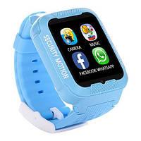 Детские смарт часы K3  синие
