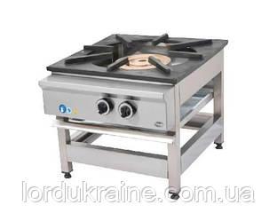 Плита газовая профессиональная Pimak М018-1