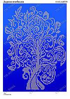 Схема для вышивки бисером Дерево изобилия