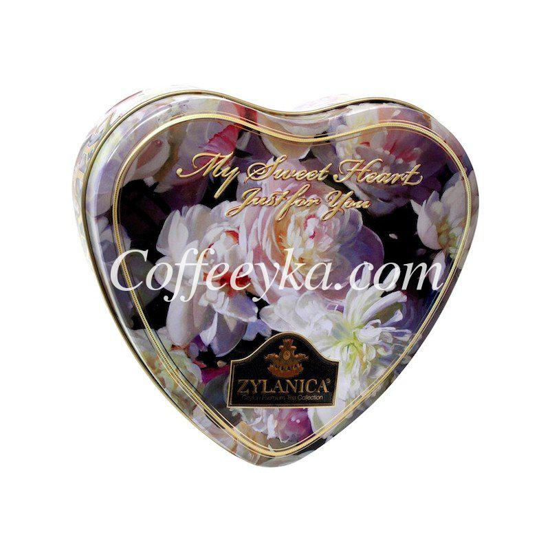 Чай чёрный Zylanica 'Floral' Super Pekoe 100 г .