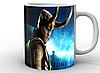 Кружка GeekLand Локи Loki Тор и Локи. Мстители LK.02.023
