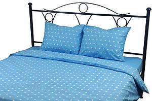 """Комплект постельного белья """"Blue"""", полуторный."""