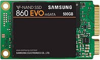 MSATA-SSD-TLC 500GB Samsung 860 EVO (MZ-M6E500BW)