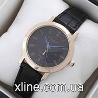 Женские наручные часы Patek Philippe B299 на кожаном ремешке