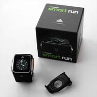 Распродажа! Часы Adidas SMАRT RUN фитнес браслет Fit smart. micoach
