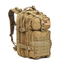 Тактическая армейский военный рюкзак 600D REEBOW 32L Песок