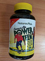 Мультивитаминно-минеральный комплекс для подростков Nature's Plus, 180 таблеток