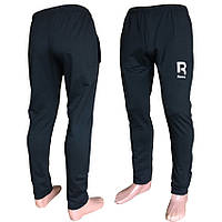 """Спортивные штаны мужские REEBOK без манжетов, размеры 46-XL """"NICOLAS"""" (Китай), купить оптом в Одессе на 7км"""