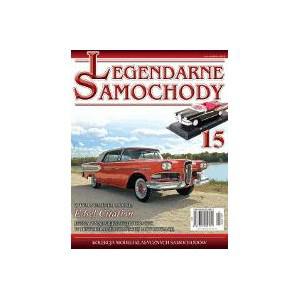 Модель Легендарные Автомобили (Amercom) №15 Edsel Citation