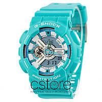 Женские наручные часы Casio g-shock ga-110sn-3adr (06678)