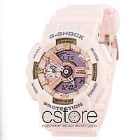 Женские наручные часы Casio g-shock gma-s110mp-4a1 (06673)