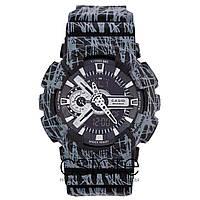 Часы CASIO G-SHOCK GA-100 (06660)